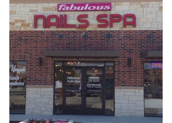 Grand Prairie nail salon Fabulous Nails Spa