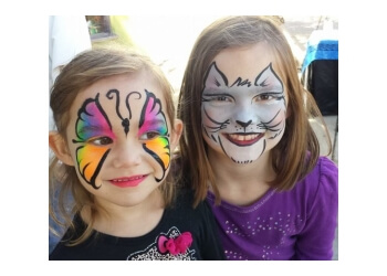 Tucson face painting Face Flip Facepainting