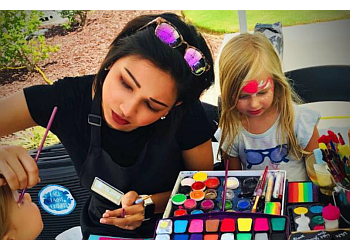 Raleigh face painting Face Paint Express