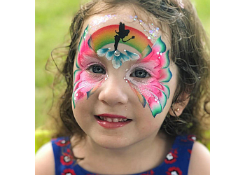 Miami face painting Glory Entertainment Events
