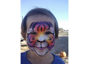 Provo face painting Face Painting Adventures