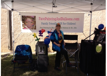 Fort Worth face painting Face Painting & Balloons