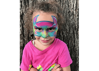 Elizabeth face painting Face Painting By PATTYSWEETCAKES