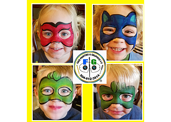 New Orleans face painting Face Painting & Graphics 4 U
