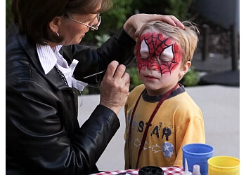 Salt Lake City face painting Face Painting Illusions & Balloon Art, LLC