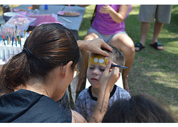Honolulu face painting Face Painting In Paradise