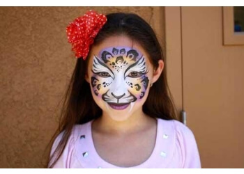 Rancho Cucamonga face painting Face Painting by Cynnamon
