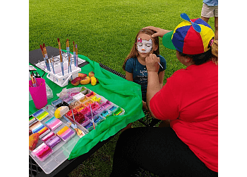 Pasadena face painting Face painting by Eva