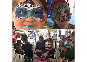 Plano face painting Faces By Me!