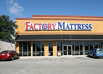 3 best mattress stores in san antonio tx threebestrated. Black Bedroom Furniture Sets. Home Design Ideas