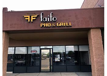 Westminster vietnamese restaurant Faifo Pho & Grill