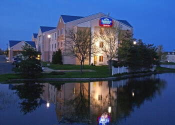 Olathe hotel Fairfield Inn & Suites Kansas City