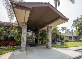 Santa Ana funeral home Fairhaven Memorial Park & Mortuary