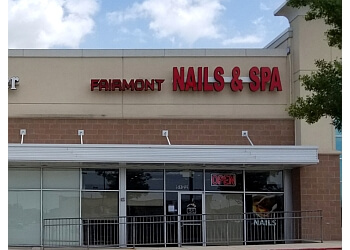 Pasadena nail salon Fairmont Nails & Spa