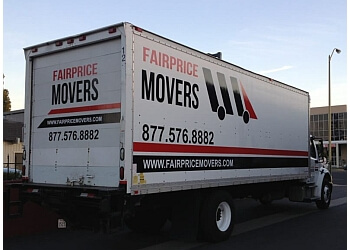 San Jose moving company Fairprice Movers