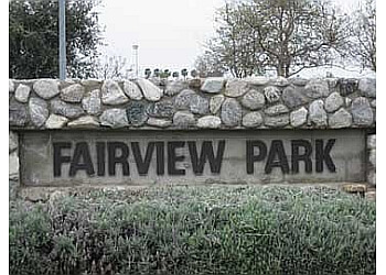 Costa Mesa public park Fairview Park