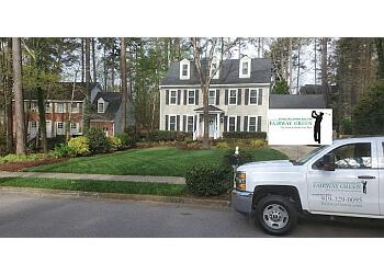 Raleigh lawn care service Fairway Green Lawn & Shrub Care