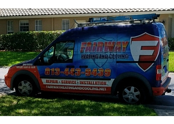 Tampa hvac service Fairway Heating & Cooling