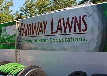 Little Rock lawn care service Fairway Lawns