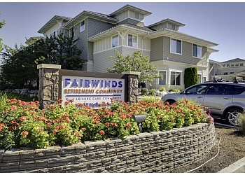 Spokane assisted living facility Fairwinds - Spokane