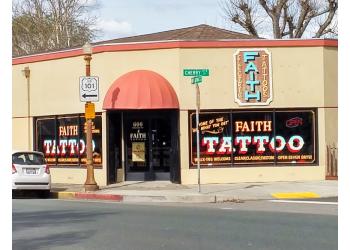 Santa Rosa tattoo shop Faith Tattoo