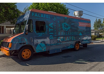 Irvine food truck Falasophy