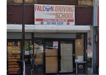 Jersey City driving school Falcon Driving School