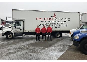 Elgin moving company Falcon Moving