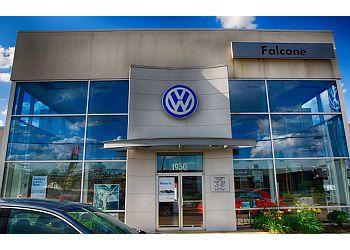 Indianapolis car dealership Falcone Volkswagen