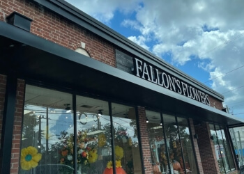 Raleigh florist Fallon's Flowers