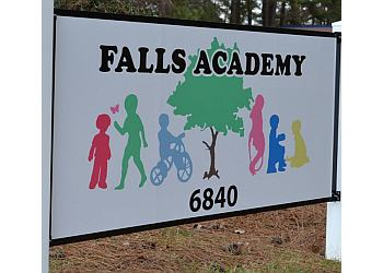 Raleigh preschool Falls Academy Day Care