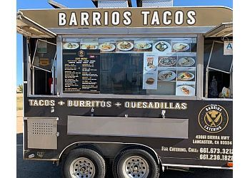 Lancaster food truck Familia Barrios Catering