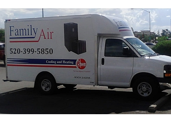 Tucson hvac service Family Air Cooling & Heating