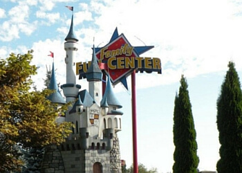 Portland amusement park Family Fun Center