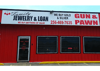 Huntsville pawn shop Family Jewelry & Loan