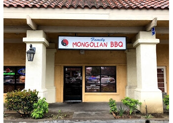 Simi Valley barbecue restaurant Family Mongolian BBQ