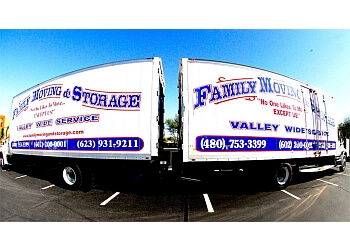 Chandler moving company Family Moving And Storage
