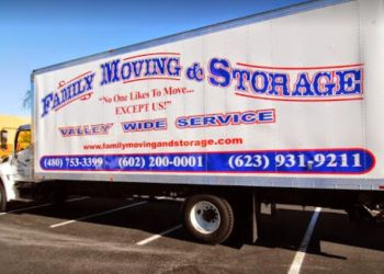 Chandler moving company Family Moving & Storage, Inc.