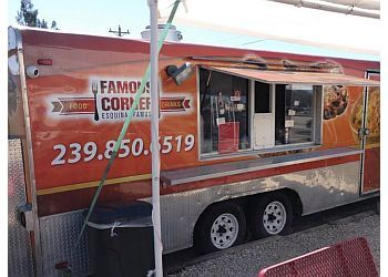 Cape Coral food truck Famous Corner
