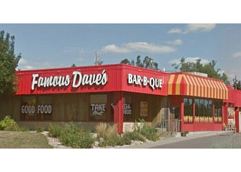 Sioux Falls barbecue restaurant Famous Dave's Bar-B-Que