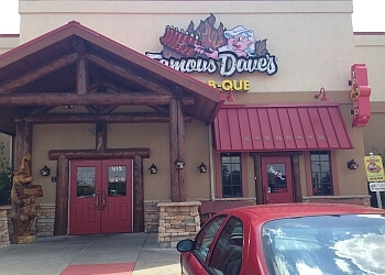Denver barbecue restaurant Famous Dave's Bar-B-Que