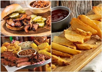 North Las Vegas barbecue restaurant Famous Dave's Bar-B-Que