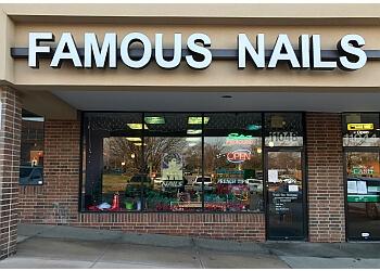 Overland Park nail salon Famous Nails