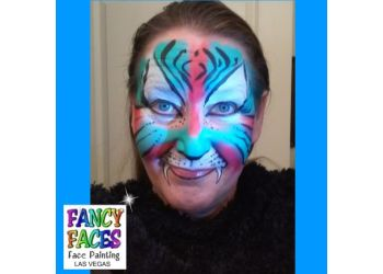 Las Vegas face painting Fancy Faces Face Painting