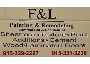 El Paso painter F and L Painting and Repairs
