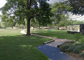Nashville public park Fannie Mae Dees Park