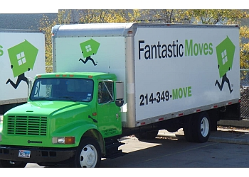 Dallas moving company Fantastic Moves