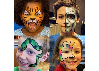 Fort Wayne face painting Fantasy Faces