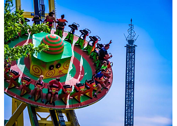 Buffalo amusement park Fantasy Island