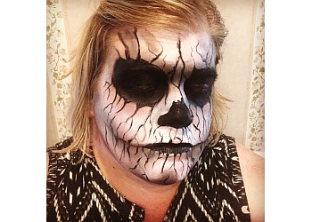 Grand Prairie face painting Fantzy Faces by April